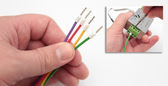 Подключение RGB - ленты к контроллеру